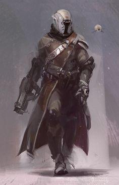 Guardian, Warlock (from videogame Destiny)