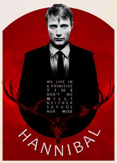 Hannibal Lecter: One of the most brilliant characters already created. I love his elegance, sadism and irony. Hannibal Funny, Hannibal Tv Series, Nbc Hannibal, Hannibal Lecter, Hannibal Wendigo, Hannibal Book, Hannibal Quotes, Hannibal Wallpaper, Star Trek
