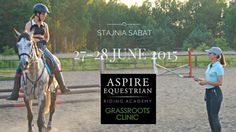 Photo report from June 2015 clinic at Stamina Sabat, Poland