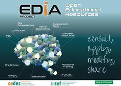 Proyecto EDIA: Recursos Educativos Abiertos (English)