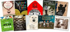 The 'New York Times Book Review' has revealed the 10 titles on its 64th annual list of Best Illustrated Children's Books.