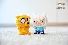 PACK Finn and Jake