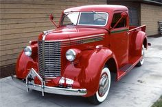1953 Diamond T pickup