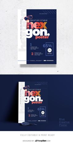 business poster design Navy Blue Creative Poster D - posterdesign Graphic Design Flyer, Event Poster Design, Design Brochure, Creative Poster Design, Event Posters, Creative Posters, Creative Flyers, Design Club, Flugblatt Design
