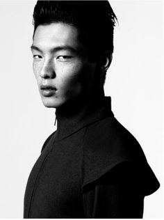 Japanese Model Satoshi Toda by Richard Pier Petit Japanese Face, Japanese Men, Japanese Models, Asian Male Model, Asian Models, Samurai, Male Poses, Male Face, Face And Body