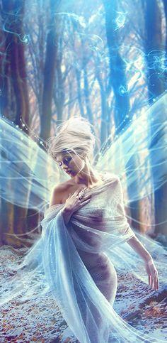 Guardian Of My Happiness by Julia Popova aka Forestgirl http://www.forestgirl.ru…