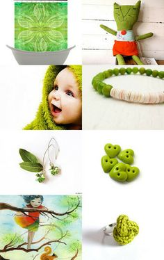 As Nature Wakes Up Once More..... by Pascale on Etsy--Pinned with TreasuryPin.com