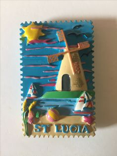 St. Lucia, from my MIL Maritza Igartua