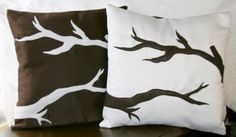 A Forest of Handmade Art for Your Home