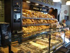 Edeka supermarket Dusseldorf 11 Edeka supermarket, Düsseldorf   Germany // tons of bread