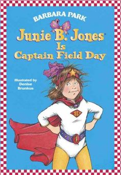 My little one loves the Junie B. Jones book series! Great chapter books for beginners.