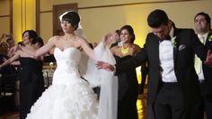 Raghs e Irani - رقص باحال عروس و داماد ایرانی