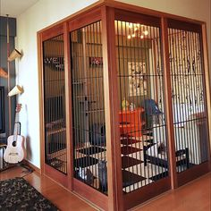 Outdoor Cat Enclosure, Cat Hotel, Cat Scratcher, Cat Room, Pet Cage, Outdoor Cats, Pet Furniture, Dog Pen, Interior Design Living Room