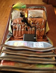 1000 images about fly tying kits for beginners on for Beginner fly fishing kit