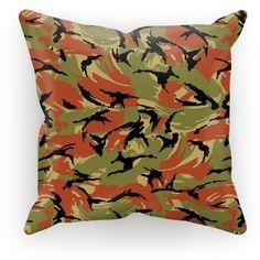 Oman DPM CAMO Cushion