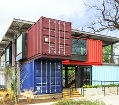 Shipping Containers : Curbed National