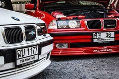 Hartge & Alpina BMW E36