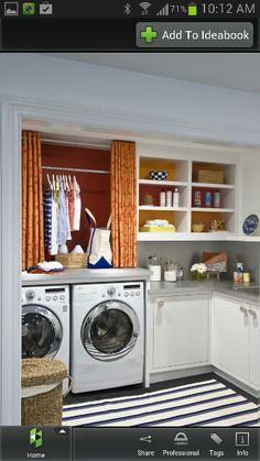 My dream laundary room