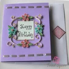 Happy birthday creative card ideas