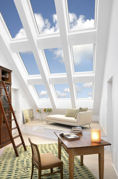 VELUX CABRIO Balcony Windows | Deck Mounted | Luttrell Home ...