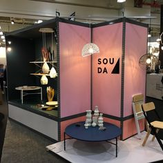 Souda s collection looked great via schmitt design- impressed, nyc, design
