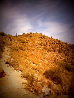 hiking in Arizona via @KlaudiaJurewicz