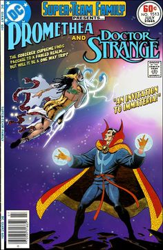 I was a big fan of Alan Moore's  America's Best Comics  line. Characters like Tom Strong and Jack B. Quick showed a different side of the...