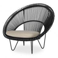 Vincent Sheppard Cruz Cocoon Chair in Vincent Sheppard Living