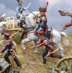 Italeri 6008 French Hussars Napoleonic Wars Soldaten Modellbau 1//72 V-64