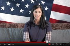 Sarah Silverman Speaks Up about Voter ID Laws. (Video)