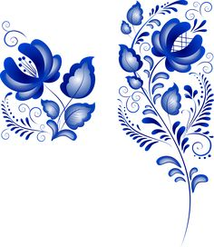 """Awesome """"folk art"""" information is readily available on our site. Check it out and you wont be sorry you did. Folk Art Flowers, Flower Art, Flower Blossom, Folk Embroidery, Embroidery Patterns, Russian Folk Art, Scandinavian Folk Art, Blue Pottery, Painting People"""