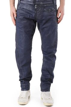 Pantaloni Uomo Absolut Joy (VI-P2495) colore Blu Scuro
