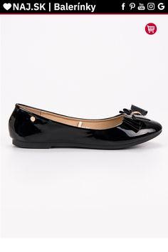 Lakované čierne baleríny s mašľou VINCEZA Tommy Hilfiger, Platform, Adidas, Flats, Shoes, Fashion, Flat Shoes Outfit, Shoes Outlet, Fashion Styles