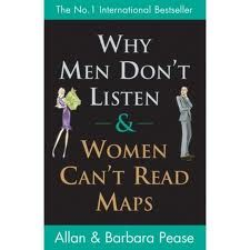 READ: Why men don't listen and women cant read maps. N.B. This is not another women are from Venus men are from yada yada. The authors are psychologists and address contemporary controversies using scientific method; also includes some amusing anecdotes to be used at dinner parties.