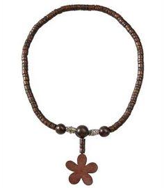 Holzkette Casual Jeans, Jewelry, Fashion, Necklaces, Moda, Jewlery, Jewerly, Fashion Styles, Schmuck