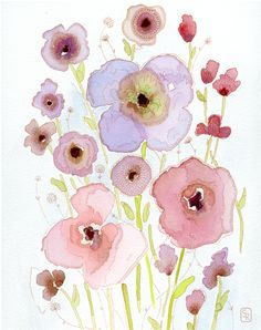 beautiful watercolor by stephanie ryan