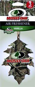SIGNATURE PRODUCTS GROUP Mossy Oak Vanilla Air Freshener, 3PK