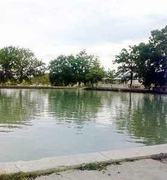 Hacienda Pond in Parras de la Fuente in Coahuila, Mexico - Tour By Mexico ®
