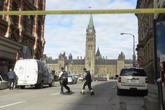 Den Tandt: Attack on Ottawa reveals utter lack of readiness