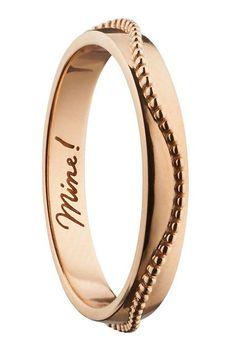 30 Engagement Rings For Women Who Hate Bling #refinery29 http://www.refinery29.com/best-simple-engagement-rings#slide-8 Mine! ...