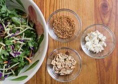 Wild Greens and Quiona Salad from Eat Smart #EatSmartVeggies
