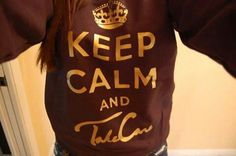 keep calm and take care sweatshirt, drake, rihanna