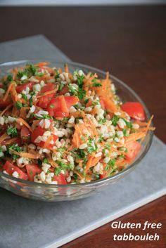Gluten Free Tabbouleh