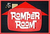 Romper Room. Magic mirror. Do Bee.