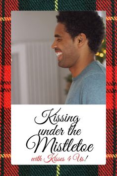 Make your holiday season extra special by Kissing Under the Mistletoe with Kisses 4 Us! Draw a Kiss Card from your Kisses 4 Us box and countdown the days until Christmas with a different kiss each day. An Advent Calendar for Adults!