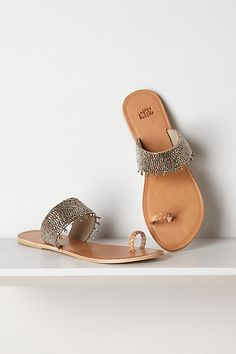 new summer sandals. please.