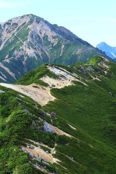 Mount Tsubakuro, Nagano, Japan