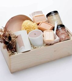 Discover our unique curated gifts, luxury gift boxes and premium gift baskets for her. Our women's gifts include the finest in apothecary, home, custom gift boxes, curated gift baskets and more. Custom Gift Boxes, Diy Gift Box, Customized Gifts, Custom Gifts, Making Gift Boxes, Cool Gifts, Best Gifts, Curated Gift Boxes, Spa Gifts
