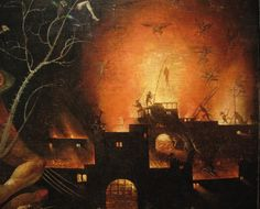 Hieronymus Bosch Hell | ... of hieronymus bosch particularly bosch s fiery visions of hell