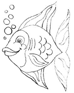 coloring book pages to print | ... , kid, print, fish, fish coloring pages, ocean animals coloring page